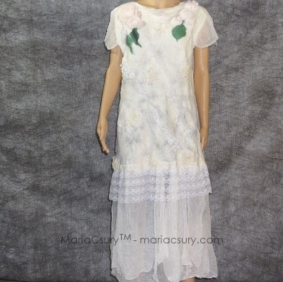 elted_white_short_sleeve_dress_shabby_chic_style