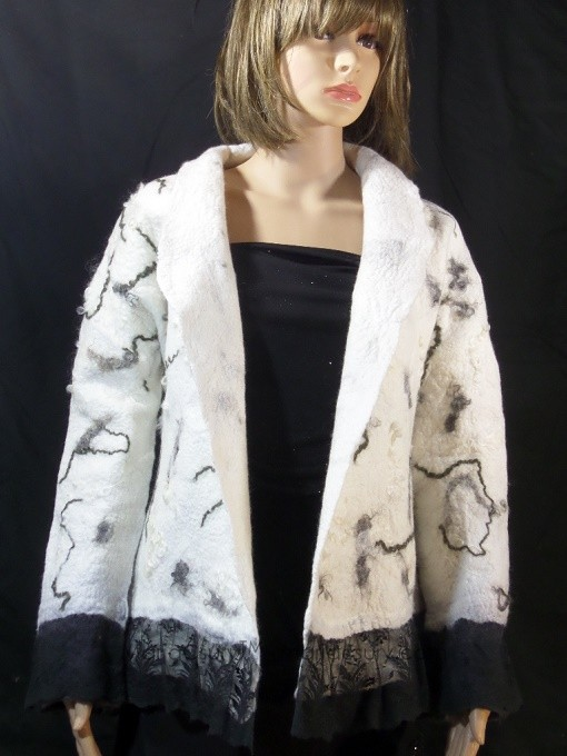 felted_white_jacket_with_black_lace