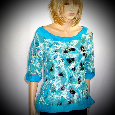 felted_sexy_lace_top_turquoise