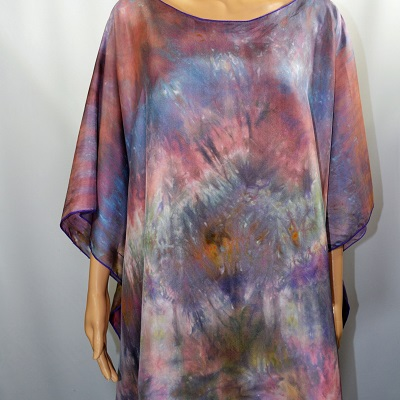 silk_swimwear_cover_poncho_hand_dyed_purple_blue