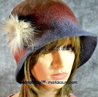 brown_grey_felted_hat_cloche