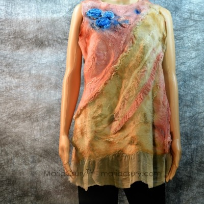 felted_organic_pink_sleeveless_top_shabby_chic_tyle